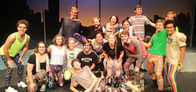 "Eight reasons ""Godspell"" 2012/2015 is the best"