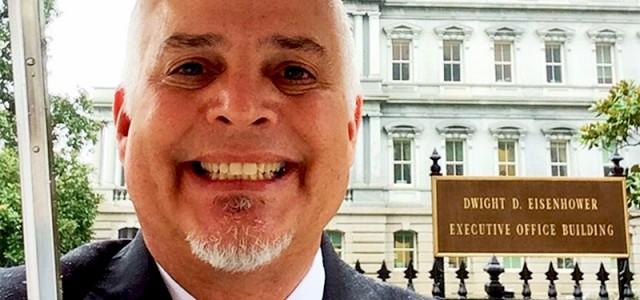 Brenneman attends White House summit