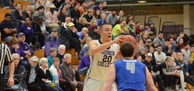 Goshen dominates Bethel in weekend basketball doubleheader