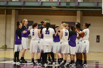 GC women's basketball are currently ranked #18 in the nation  as of Wednesday night. Photo by Maria Bischoff