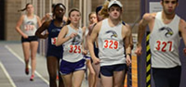 Track competes at Anderson