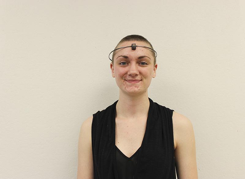 Portrait of Anya Slabaugh