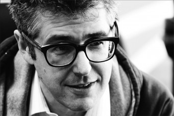 "Ira Glass, NPR radio host of ""This American Life,"" will be at Goshen College on March 19. Photo contributed by Comm-Mar"