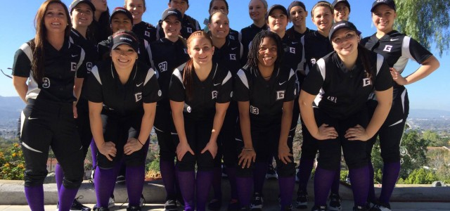 Softball travels to California