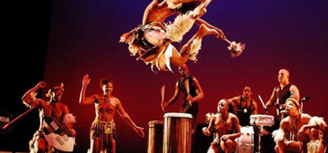 Step Afrika! comes to GC