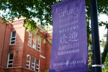 Washington Monthly named Goshen College as third in national universities/bachelors of arts.