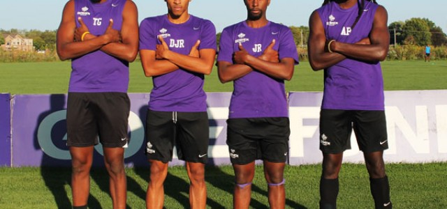 From Trinidad and Tobago to Goshen for soccer