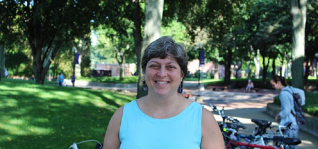 Jan Kauffman undertakes registrar position