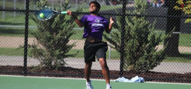 Tennis falls to Spring Arbor