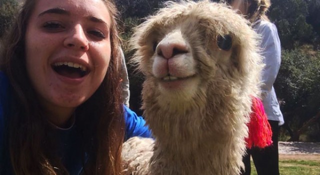 A Day in the Life of Fall 2016 Peruvian SSTer Katie Hurst '18