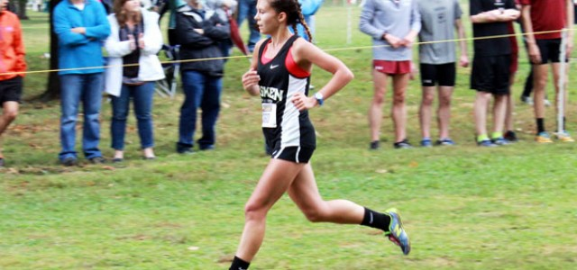 Top ten finishes for GC cross country at Bethel