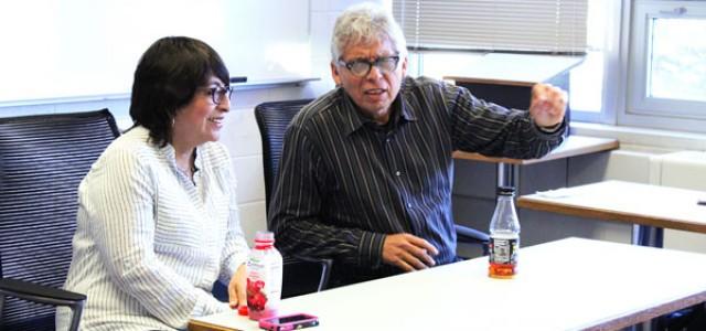 Peru SST coordinator visits Goshen