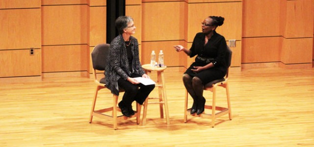 Visiting scholar speaks on sustainable economies