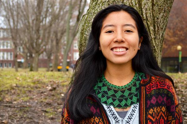 Portrait of Mimi Salvador