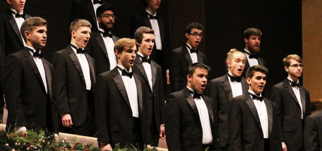 GC to host first-ever Men's Choral Festival