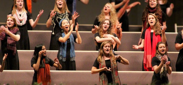 Women's World Music Choir to tour in Canada