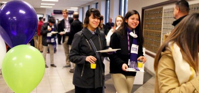 Latino scholarship dinner brings hope