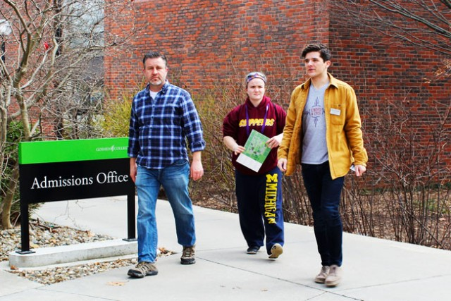 official photos e13d2 c9a49 GC to welcome Saint Joseph College students | The Record