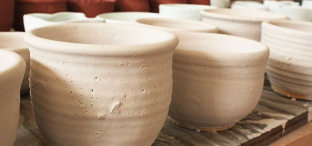 Clay artists guild feeds Goshen with empty bowls