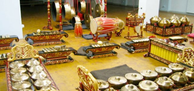 Gamelan: an opportunity for outreach
