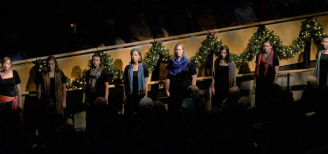 Afternoon Sabbatical features Women's World Music Choir
