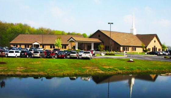 Auburn Nazarene church
