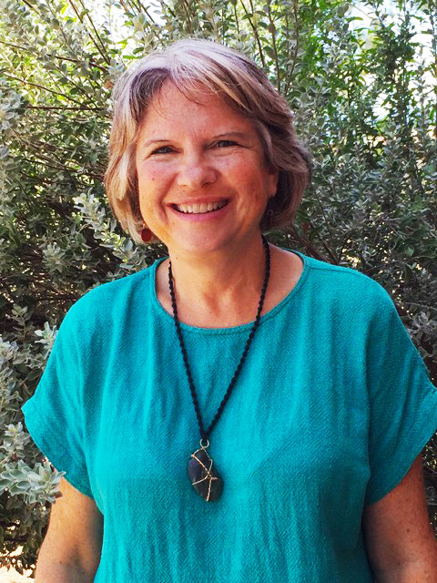 Portrait of Tina Stoltzfus Schlabach
