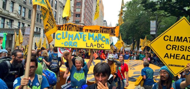 People's Climate March comes to D.C.
