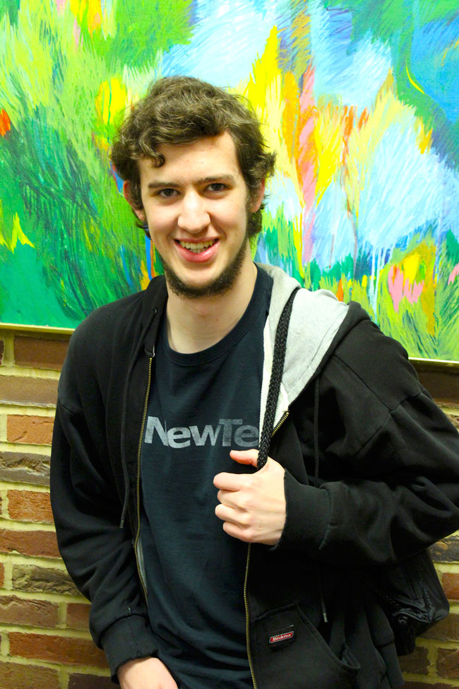 Portrait of Tim Litwiller