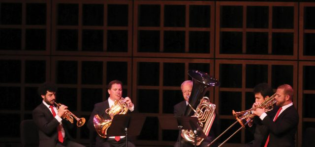 Canadian Brass returns to Goshen College