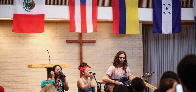 Convocation kicks off Hispanic Heritage Month
