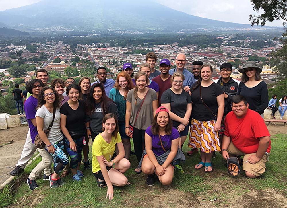 SSTT group in Guatemala