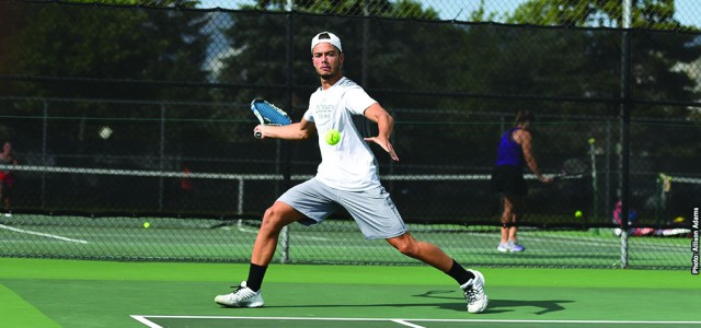 Tennis falls to Indiana Wesleyan