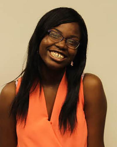 Portrait of Shanie Smith-Wright