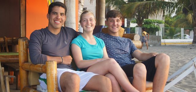 Three students spend year in Ecuador, return to GC