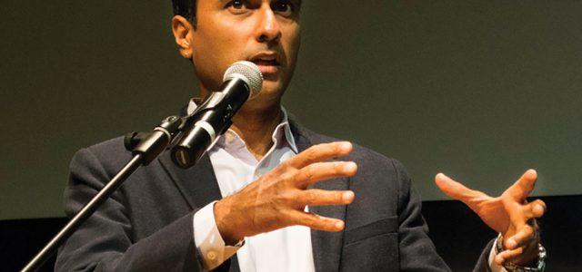 Eboo Patel visits GC