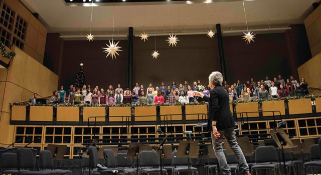 Festival of Carols remains annual tradition