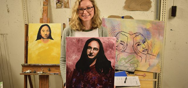 Artist Feature: Maddy Keener