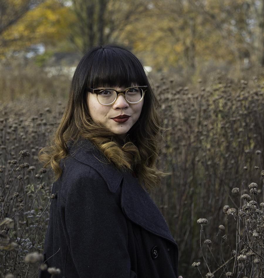 Portrait of Olivia Copsey