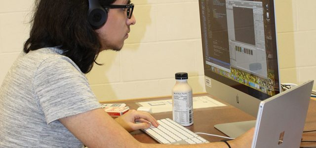 Students participate in Global Game Jam