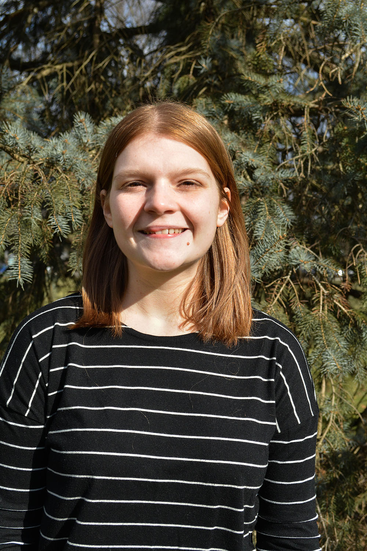 Portrait of Katie Shank