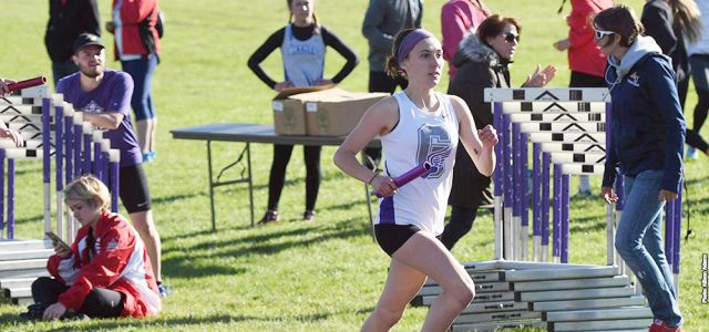 Smith and Steinmetz highlight track and field weekend