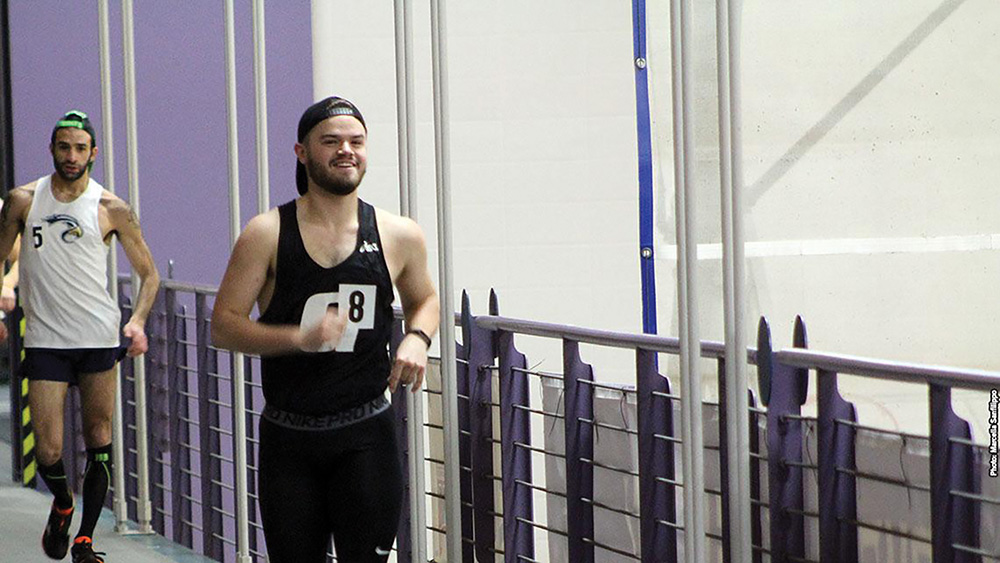 Senior Race Walker Sawyer Biddle secures spot in NAIA National Championships