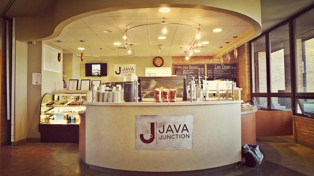 Java Junction coffee shop