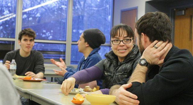 Sustainability potlucks leads to conversation