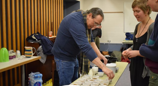 Potawatomi meal creates community