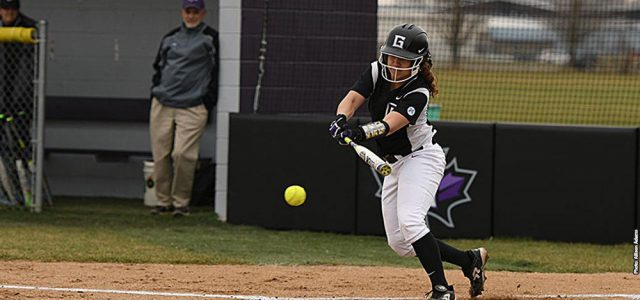 Softball earns first conference victory over USF