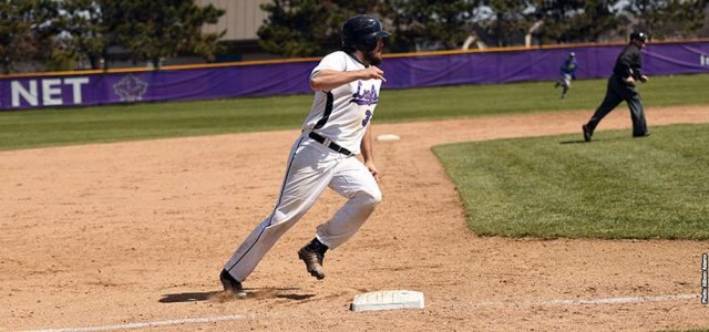 Baseball takes two from Cleary in weekend series