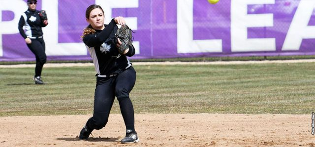 Softball outmatched by nationally-ranked Marian