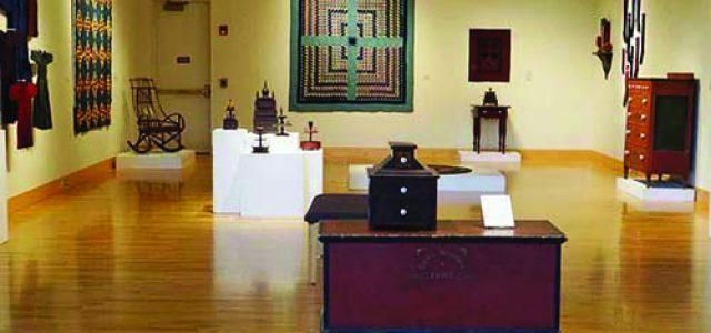 Amish Folk Arts exhibit moves to Good Library